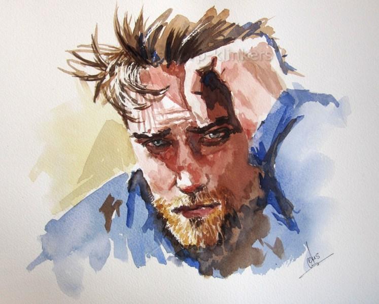 Robert Pattinson by Ans66